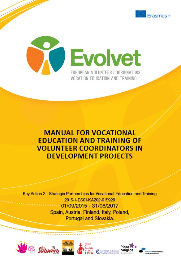Manual Evolvet | Pista Mágica - Escola de Voluntariado